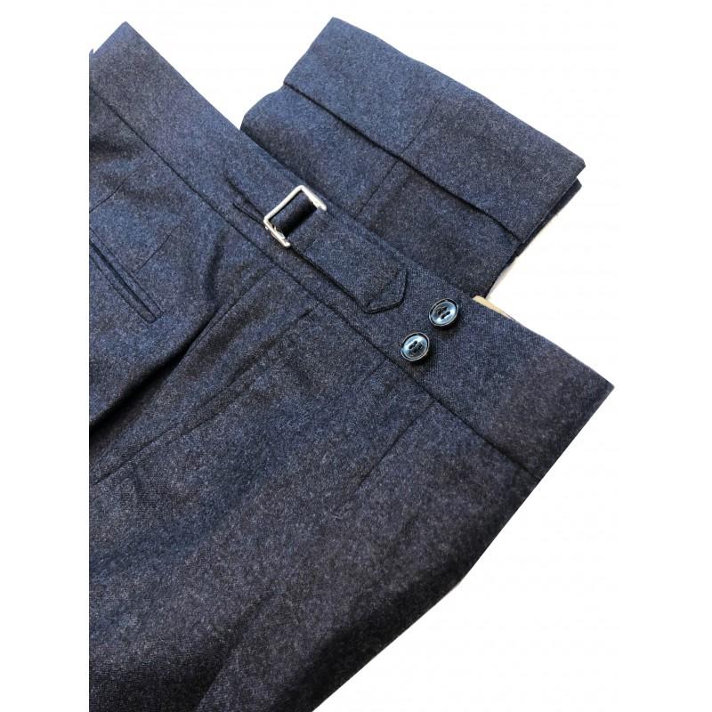 Spodnie męskie Moleskin Olive - 207