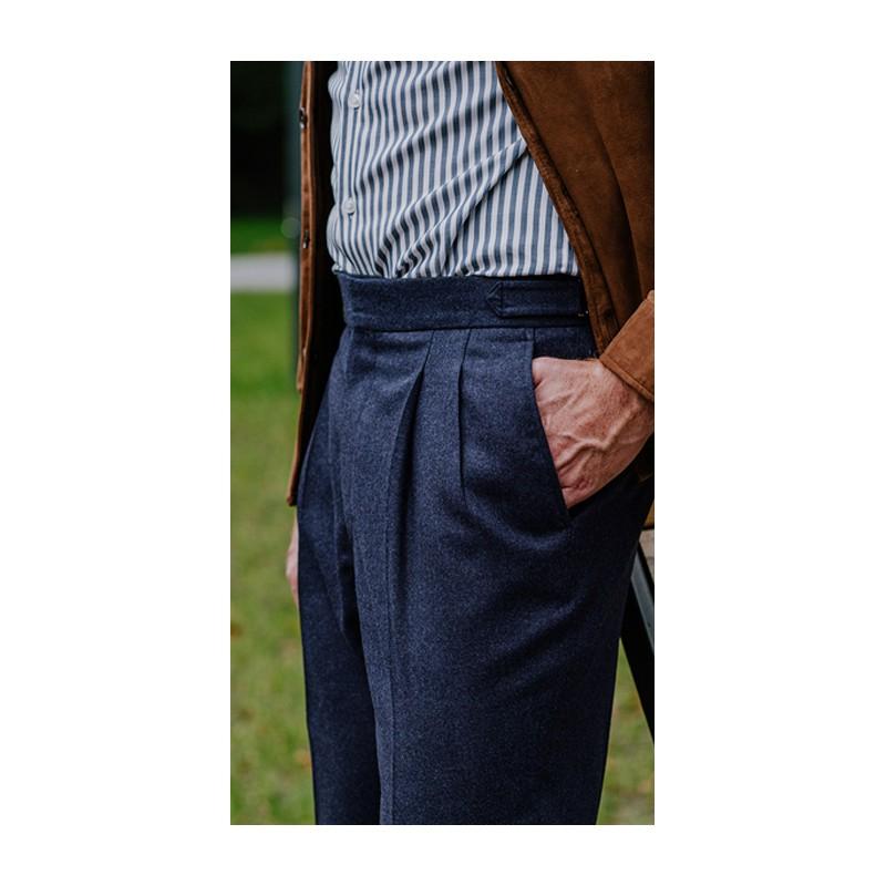 Spodnie sztruksowe King of Cords - CORN - 210