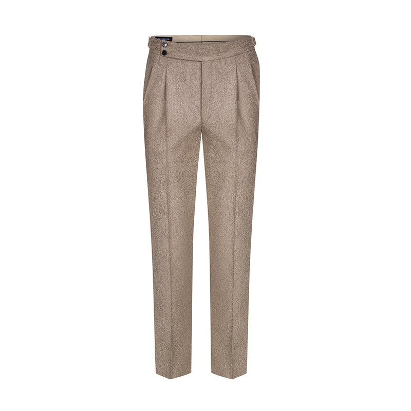 Spodnie męskie Moleskin Stone - 218