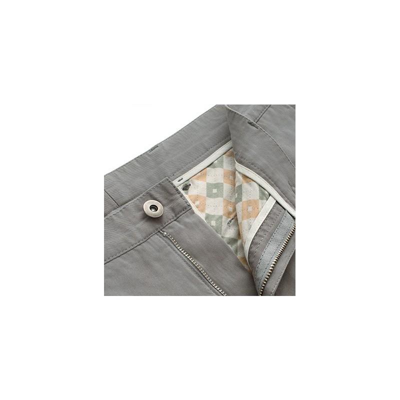 Benevento Spodnie Garniturowe 100%Wool WallStreet Graphite - 52
