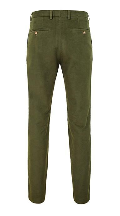 Spodnie męskie Benevento Slap-Up Premium Silver Chinos