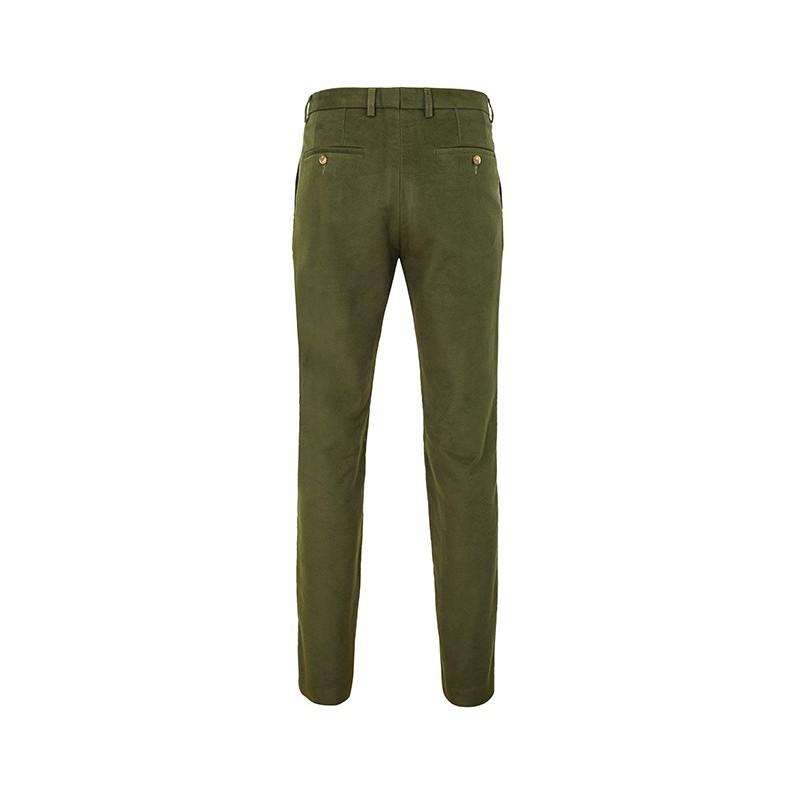 Spodnie męskie Chinosy Slap-Up Silver - 144