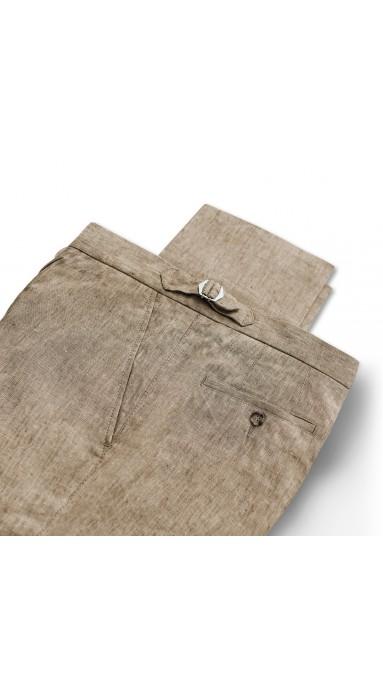 X-Press Chinosy Pancake to bardzo modne i porządane spodnie męskie w typie Chinosy w niespotykanym modnym kolrze beżowym