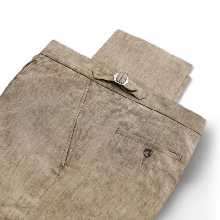 Spodnie męskie X-Press Chinosy Pancake