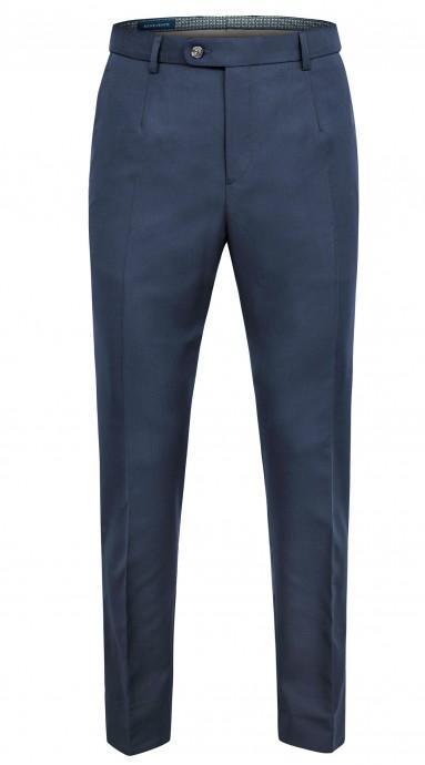 Casualowe spodnie męskie chonosy x-press Stone Age w kolorze beżowym