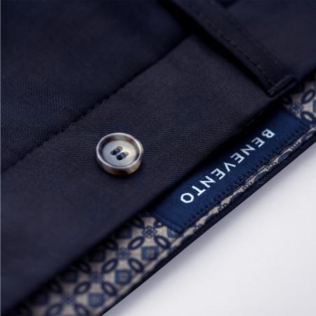 Spodnie męskie X-Press Chinosy Vanilla