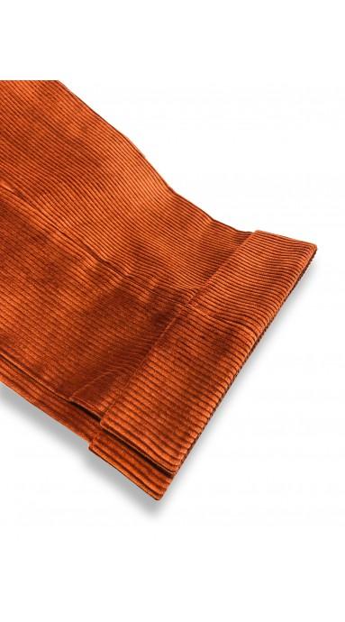 Spodnie Garniturowe 120s VBC Wool Medium Grey