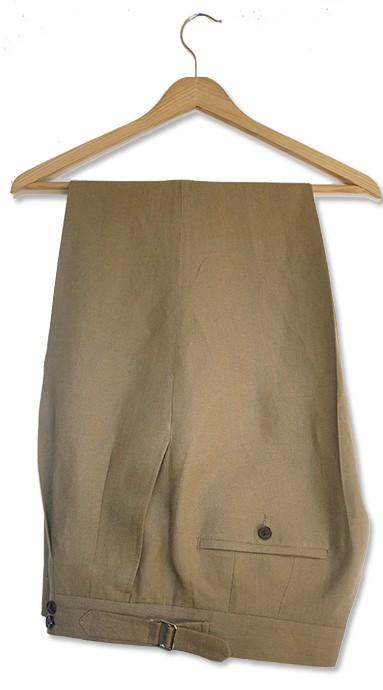 Spodnie Lniane Barnaba II...