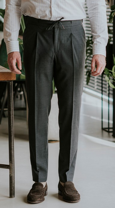 Spodnie męskie Joggery 120s...