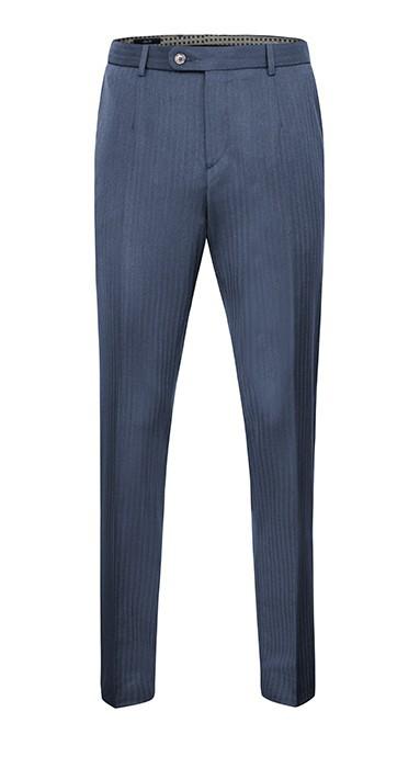 Spodnie Garniturowe...