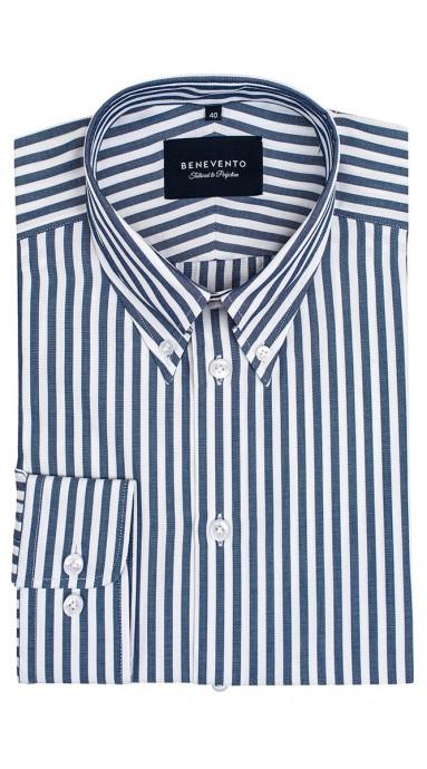 Koszula Męska Oxford w...