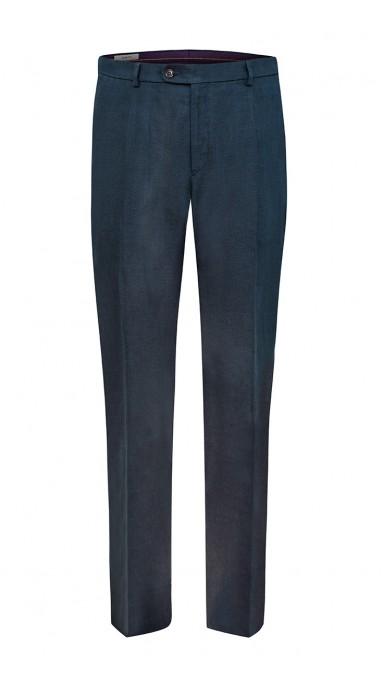 Spodnie Lniane - Moonlight
