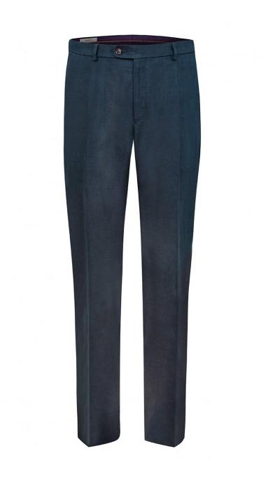 Spodnie Męskie Lniane...