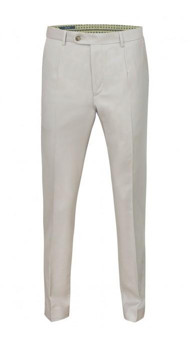 Spodnie Garniturowe - Dove...