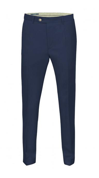 Spodnie Garniturowe - Navy